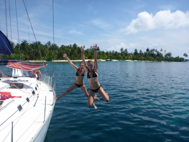 4 Tage segeln,baden und Sonne satt