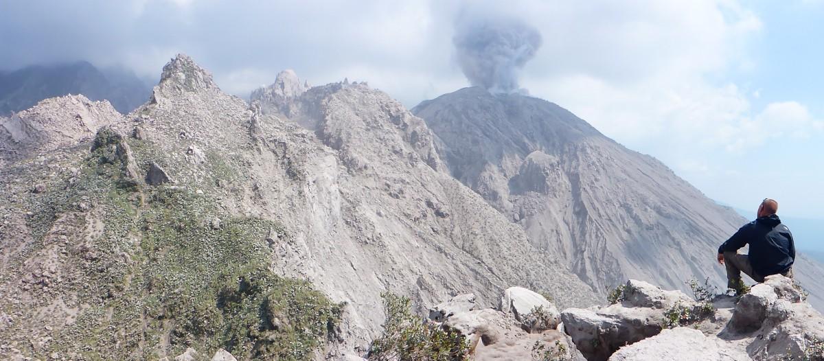 Timo un der Vulkan