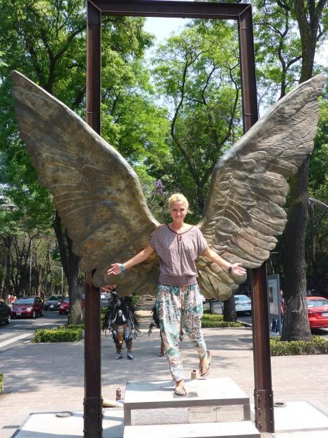 Engelchen mit B
