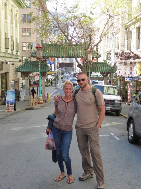 Wir in Chinatown