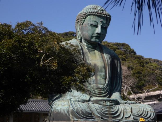 Der 2. groesste Budda Japans